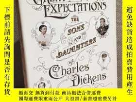 二手書博民逛書店Great罕見Expectations: The Sons and Daughters of Charles Di