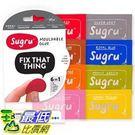 [美國直購] Sugru萬能修復黏土Sugru SCLR8超級黏土Moldable Glue (Pack of 8)