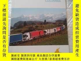 二手書博民逛書店ROLLING罕見HIGHWAY in the Central Andes Mountain Range COLO