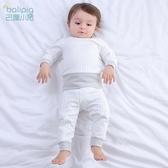 新生嬰兒內衣套裝男童衣服1一歲2秋裝秋衣打底女寶寶純棉睡衣春秋