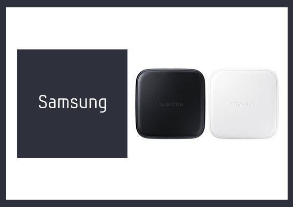 【拆封新品】SAMSUNG 原廠無線充電器-mini版 (盒裝)