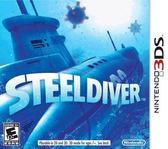 3DS Steel Diver 鋼鐵潛艦(美版代購)