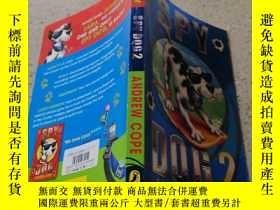 二手書博民逛書店spy罕見dog間諜狗Y200392