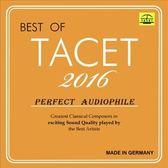 【停看聽音響唱片】【CD】眾藝人:TACET 2016精選 – 發燒美樂.真空管