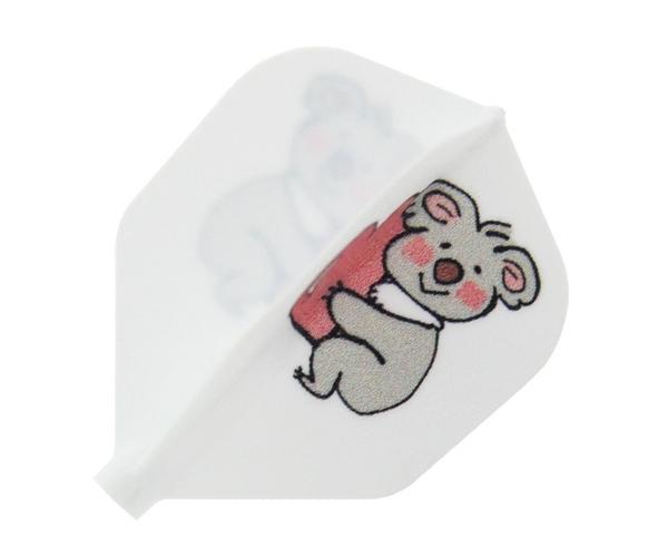 【Fit Flight x D.Craft】Koala 鏢翼 DARTS