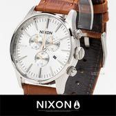【人文行旅】NIXON | A405-1888 THE SENTRY CHRONO 美式休閒