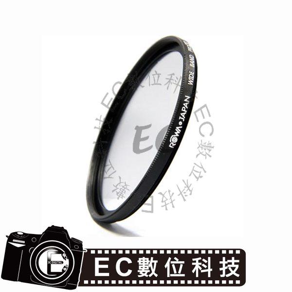 【EC數位】ROWA 樂華 UV 保護鏡 58mm  濾鏡 超薄鏡框 高透光 耐刮 耐磨