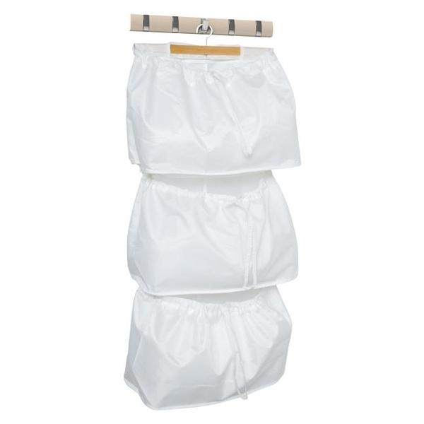 防水掛袋 門后臟衣服分類收納掛袋家用墻掛式掛包神器浴室防水臟衣袋【快速出貨八折優惠】