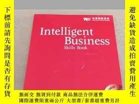 二手書博民逛書店intelligent罕見business skills boo