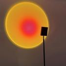 投影落地燈創意個性裝飾拍照意大利設計師夕陽網紅氛圍燈日不落燈 夢幻小鎮