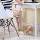 拉筋板實木 小腿拉伸器站立拉筋凳健身器材伸筋器斜踏板韻律踏板 3C優購