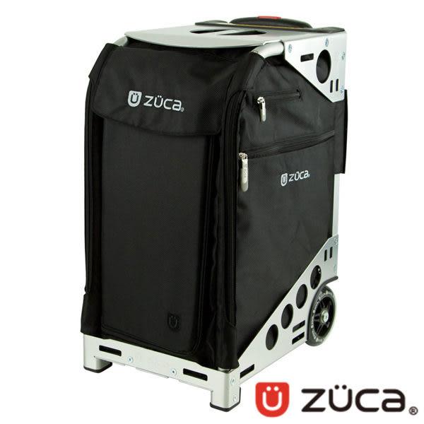 ZUCA Pro Artist 商務行李箱 登機箱 ZPA-301 可坐式|拉桿|銀框 |黑布|旅行|出國