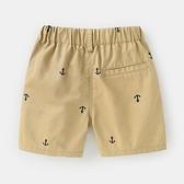 男童短褲子2020夏裝夏季童裝1歲3小童寶寶兒童休閒薄款嬰兒U11776 幸福第一站