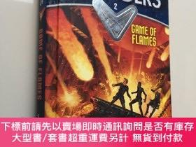 二手書博民逛書店Voyagers:罕見Game of Flames (Book 2) 旅行者:火焰遊戲(Book 2)Y439
