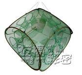 捕魚籠蝦網捕魚網蝦籠龍蝦鱔籠工具自動摺疊垂釣漁網漁具方籠igo 衣櫥の秘密