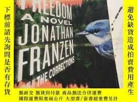 二手書博民逛書店Freedom:罕見A Novel. Jonathan Franzen author of the correct