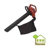 [ 家事達 ]型鋼力 SHIN KOMI 吹吸兩用鼓風機 MB2203 吹風機 吹葉機 110V   特價