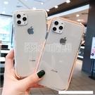 簡約透明適用蘋果12手機殼iphone11 ProMax防摔xs軟7plus情侶xr8p 小明同學