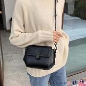 熱賣鍊條包 高級感小包包女新款潮側背斜背包時尚百搭2021網紅春夏鍊條包 coco