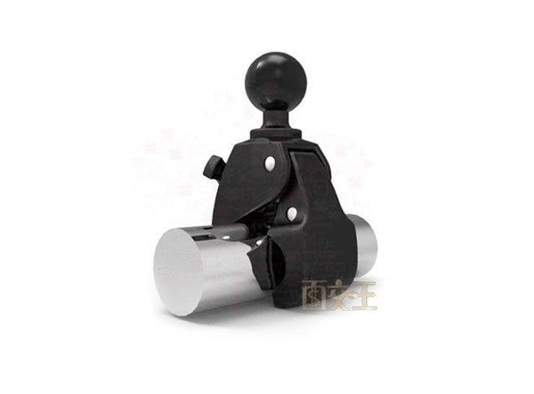 【尋寶趣】1.5吋球-萬用M號Tough-Claw固定夾爪 行車記錄器/相機 機車支架 固定架 RAP-404U