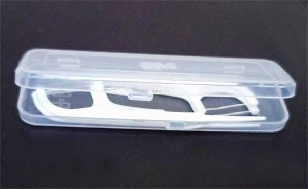 3M 細滑牙線棒(36+4入 增量包) + 小攜帶盒  限量售完為止