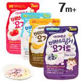 ivenet艾唯倪 - 優格豆豆餅乾 藍莓/草莓/香蕉/羊奶芒果 2302 好娃娃 副食品