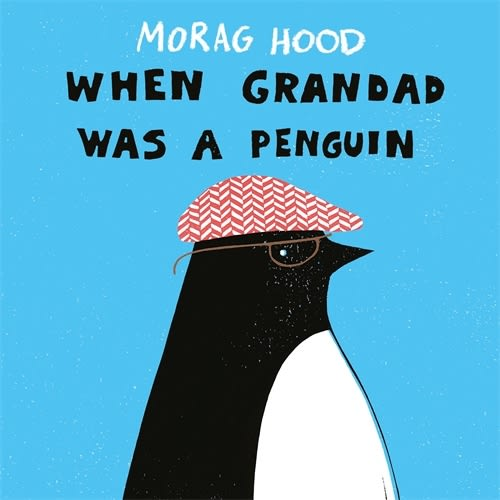 【麥克書店】WHEN GRANDAD WAS A PENGUIN  /英文繪本《主題:父親節..幽默》