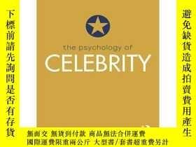 二手書博民逛書店萬物心理學系列:明星心理學罕見英文原版 The Psychology of Celebrity Gayle Ste