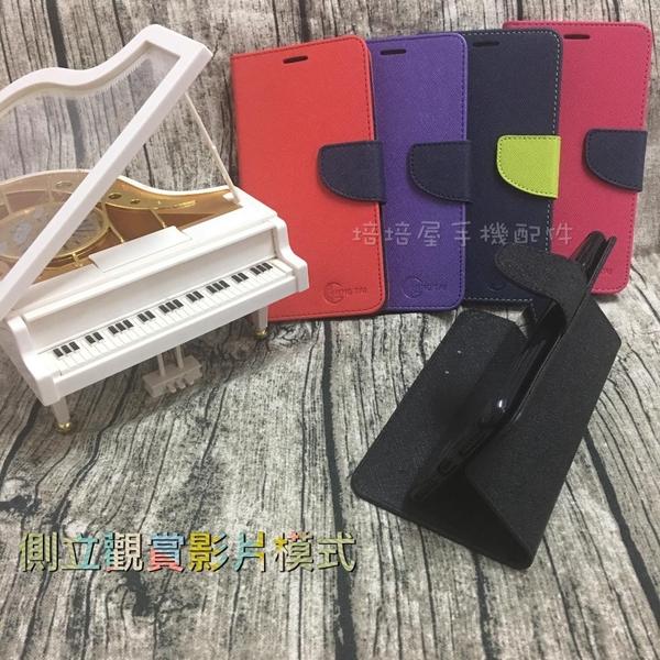 華為HUAWEI G7Plus/G7+ (RIO-L02)《經典系列撞色款書本式皮套》側翻蓋皮套手機套手機殼保護套書本套