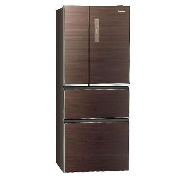 限台北/新北市銷售 Panasonic國際牌 500L 1級變頻4門電冰箱 NR-D500NHGS-T-翡翠