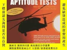 二手書博民逛書店Military罕見Flight Aptitude Tests-軍事飛行能力測驗Y443421 LLC Lea