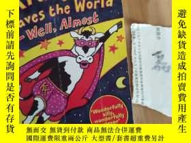 二手書博民逛書店Krazy罕見Kow Saves the World Well AlmostY15335