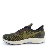 Nike Air Zoom Pegasus 35 [942851-011] 男鞋 運動 跑步 緩震 輕量 速度 橄欖綠