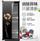 消毒櫃大型商用消毒碗櫃雙單門小型立式家用碗筷餐具消毒櫃220V 雙十一全館免運