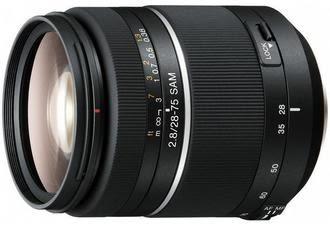 SONY 28-75mm F2.8 SAM 數位單眼相機鏡頭 SAL2875