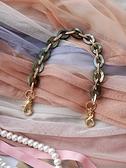 包包鍊條 元氣仙女手工定制鍊條新款女包配件手提鍊亞克力樹脂包帶金屬鍊條 美物 交換禮物