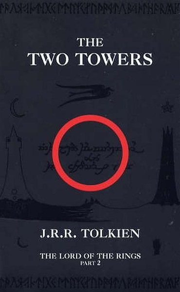 (二手書)Lord of the Rings (Part II): Two Towers