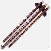 笛子鐵心迪樂器專業演奏笛子初學成人零基礎F調G調竹笛超值抖音同款笛 LX 夏季上新