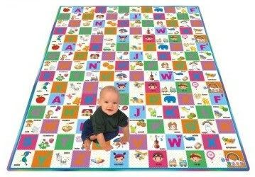 曼波魚屋 嬰幼兒專用爬行墊/遊戲墊 (M)