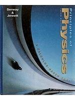 二手書博民逛書店 《Principles of physics : a calculus-based text》 R2Y ISBN:9812431500│Serway&Jewett