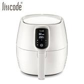 【南紡購物中心】Lisscode  LC-001 白 4.5公升 大容量健康氣炸鍋