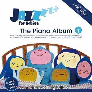 絕世寶貝 1 鋼琴篇 CD Jazz for Babies - The Piano Album 免運 (購潮8)