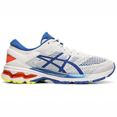 Asics GEL-Kayano 26 [1011A541-100] 男鞋 運動 慢跑 輕量 支撐 緩衝 亞瑟士 白