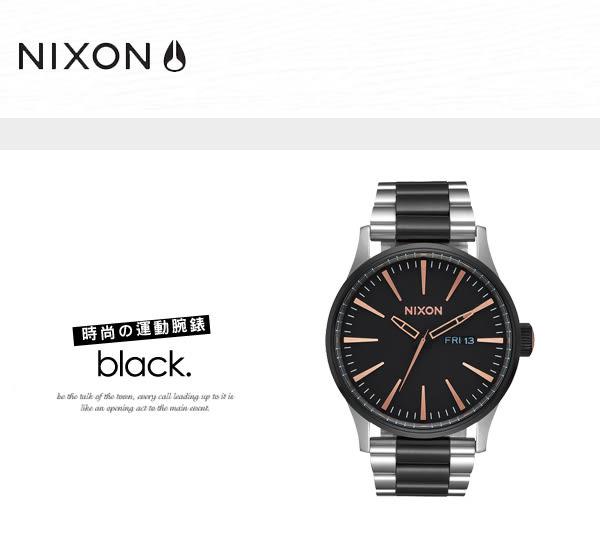 NIXON  A356-2051 THE SENTRY 軍事風格 熱賣中!