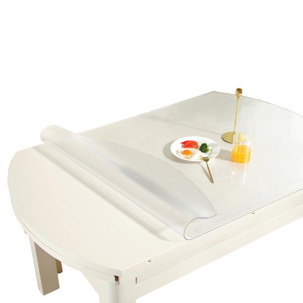 桌墊 可折疊伸縮橢圓形pvc桌墊防水防油防燙免洗桌布餐桌布大圓桌桌布 店慶降價