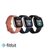 【新品上市】fitbit Versa 3 智能手錶 運動手環 智慧手錶 健身手環 防水 粉 藍 黑 群光公司貨
