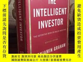 二手書博民逛書店The罕見Intelligent Investor:The De