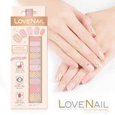 【LOVE NAIL】持久指甲油貼-水鑽珠寶盒系列(極致光珠寶盒Jewelry Box)