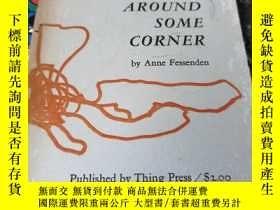 二手書博民逛書店around罕見some cornerY11245 anne fessenden published by t