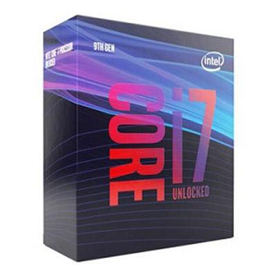 Intel 第9代 Core i7-9700K(需另購風扇)超頻CPU